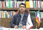 اسماعیل قزل سفلی فرمانده بسیج دانشجویی استان فارس