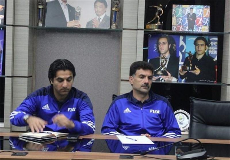 محمدحسین میرشمسی، سرمربی تیم ملی فوتبال ساحلی