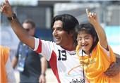 هاشمپور: رفتن روی سکوی جام جهانی دور از دسترس فوتبال ساحلی نیست/ راه سختی رفتیم و به خستگی فکر نمیکنیم