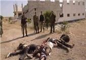هلاکت چند سرکرده تروریستها در قلمون؛تکفیریها با هم درگیر شدند