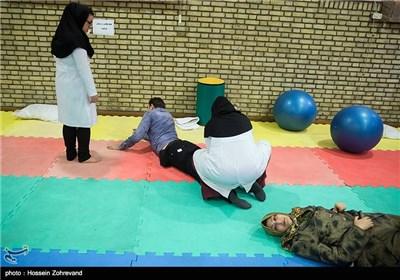 ایجاد مراکز توانبخشی هلال احمر در استانها/در ایران چند حادثه رخ می دهد