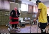 کرمانشاه| نخستین مرکز شبانهروزی نگهداری توانبخشی جسمی حرکتی غرب کشور افتتاح شد