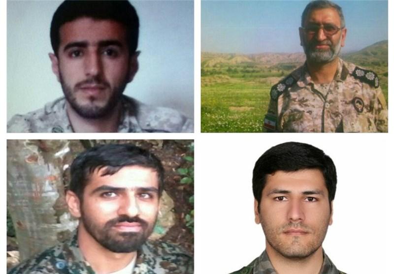4 مدافع حرم از مازندران به کاروان شهدای سوریه پیوستند