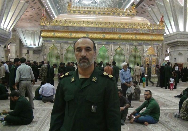شهادت «ستار محمودی» برادر یک شهید و یک نویسنده دفاع مقدس در سوریه+تصاویر