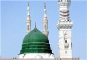 حج تمتع 98| فیلم زیارت حضرت محمد (ص) و ثواب زیارت مسجدالنبی