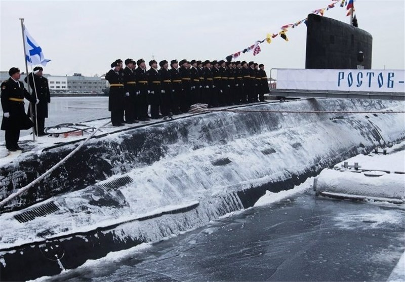 Russia Strikes ISIL in Syria for First Time from a Submarine