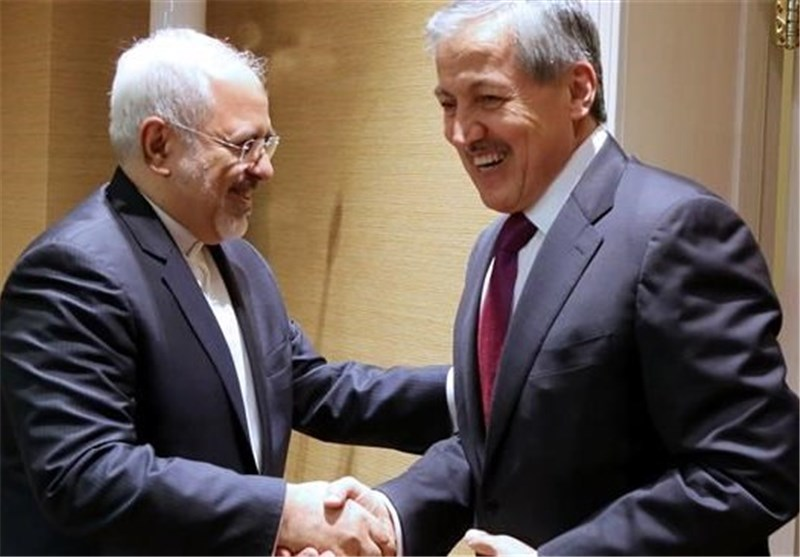 Iran, Tajikistan Keen to Promote Bilateral Economic Ties