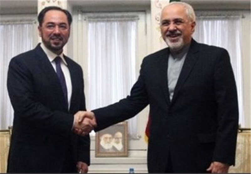 Zarif Reaffirms Iran's Support for Afghanistan's National Unity Gov't