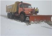 آخرین وضعیت محورهای مواصلاتی استان مرکزی؛ 13000 کیلومتر برفروبی شد