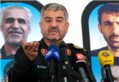 IRGC Commander: Iran to Foil Zionist Plot to Disintegrate Iraq, Syria