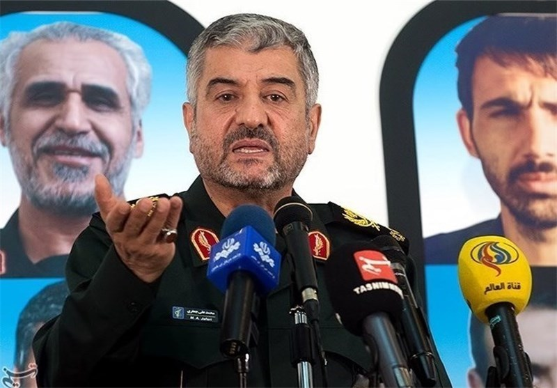 US No Longer Capable of Entering Conflict with Muslim States: IRGC Commander