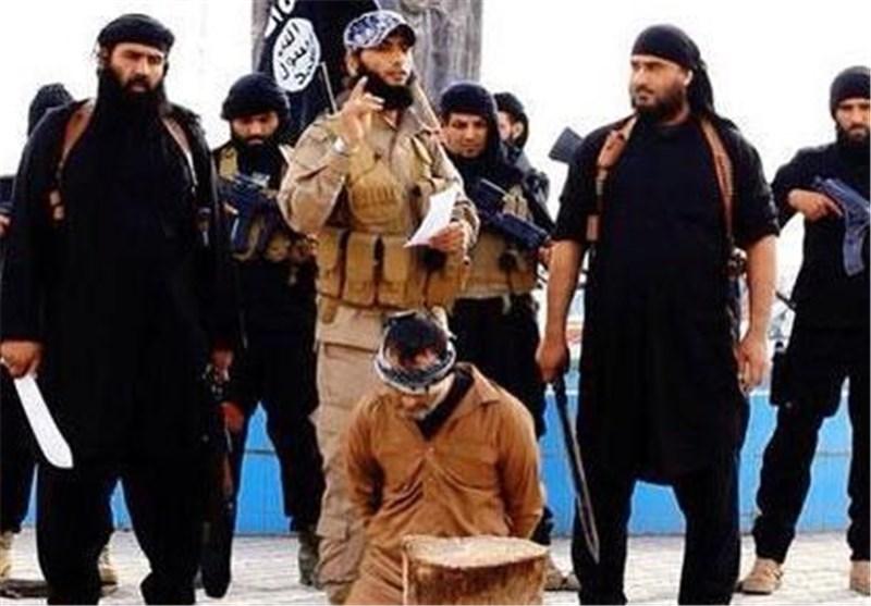 اعدام های داخلی داعش در الرمادی