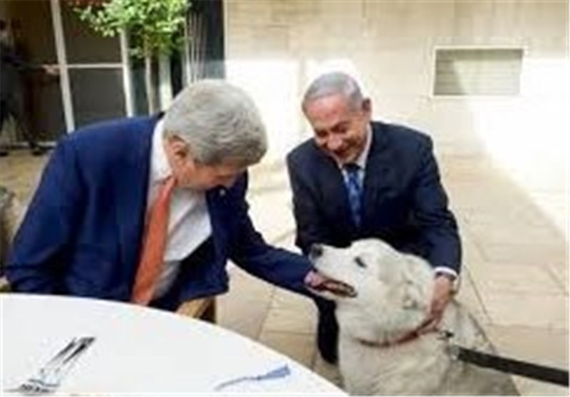 Political Visitors Bitten by Netanyahu's Dog