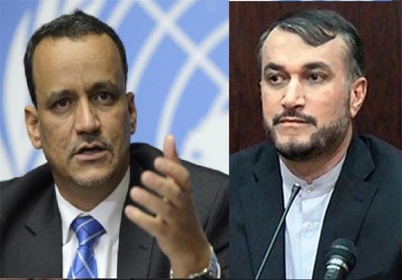 Iran, UN Discuss Yemen Peace Efforts