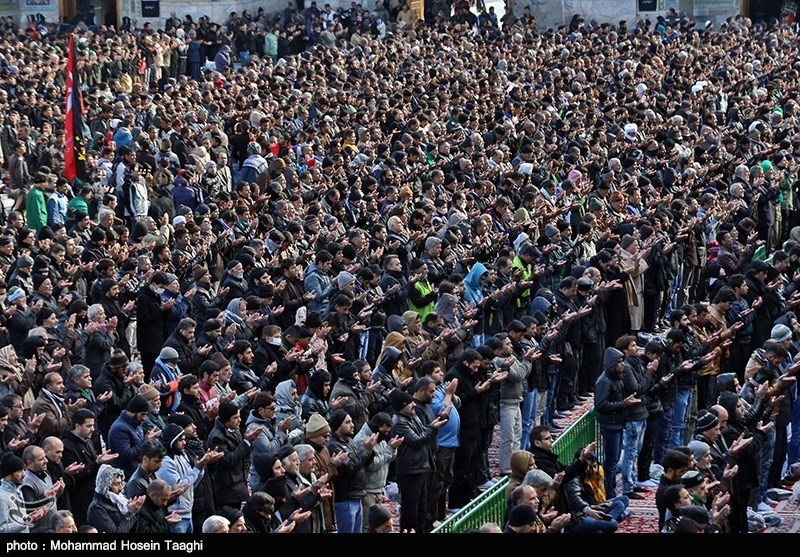Iranians Mourn Holy Prophet's Demise Anniversary