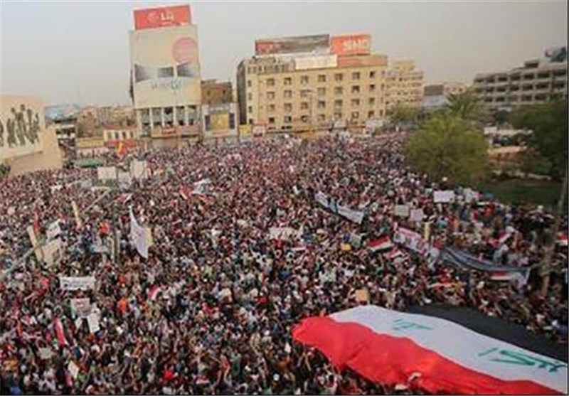 Iraqi Protesters Strongly Slam Turkish Troop Deployment