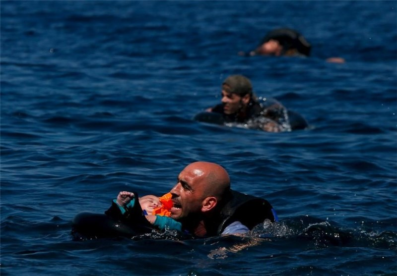 Six Refugees Found Dead off Greek Island