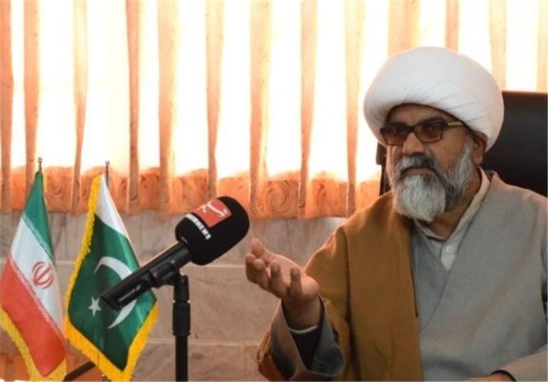 راجا ناصر عباس در دفتر تسنیم منطقهای
