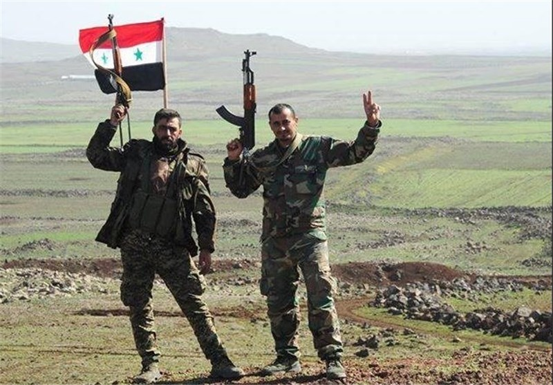 Syrian Army Kills 17 Militants in Country's South