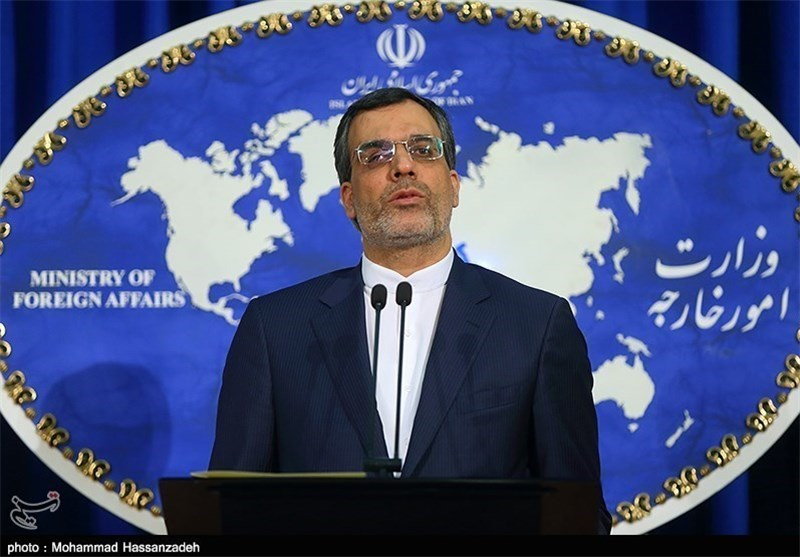 US in No Position to Accuse Iranians without Evidence: Spokesman