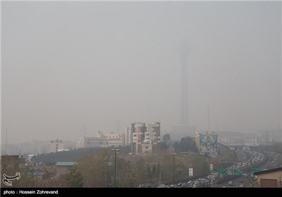 Serious Pollution Blankets Tehran