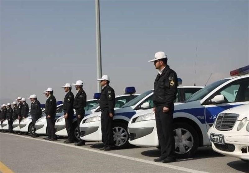 گشتهای پلیسراه استان سمنان 2 برابر می شود