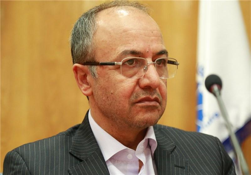 علی فاضلی رئیس اتاق اصناف