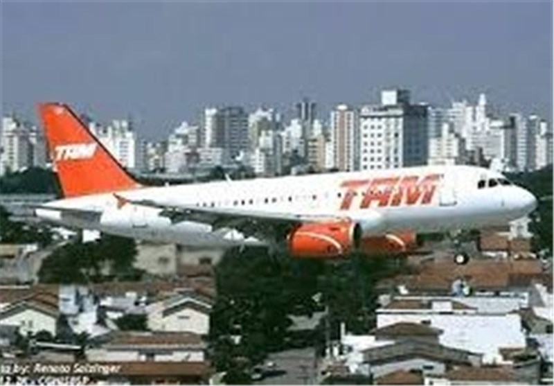 فرود اضطراری هواپیمای برزیل