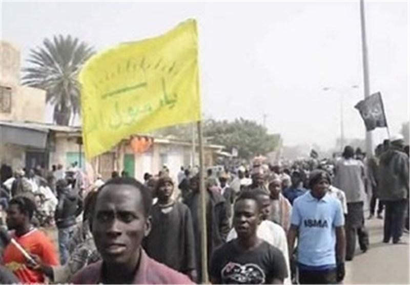 بالصور.. تظاهرات حاشدة احتجاجا على الاعتداءات والمجازر الوحشیة ضد المدنیین فی زاریا