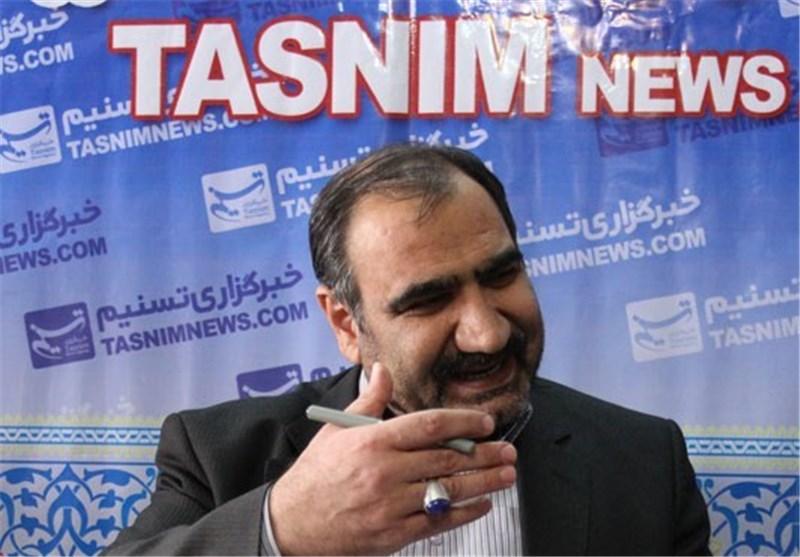 عراقی معاون استاندار همدان