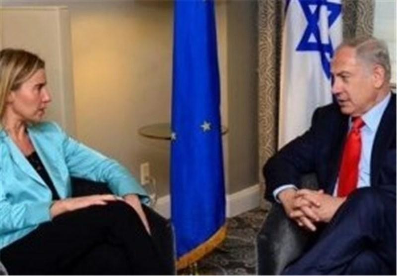 موغرینی : الاتحاد الأوروبی یرفض التراجع عن سیاسة تصنیف منتجات المستوطنات الصهیونیة