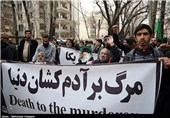 Iranians Stage Rally in Protest at Shiite Killings in Nigeria