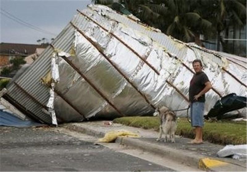 Rare Tornado Rips through Sydney, Damaging Beachside Suburbs