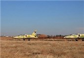 Flights Resume in Military Airbase Liberated by Syrian Army