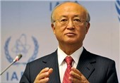 IAEA Chief Amano in Tehran for Talks with Iranian Officials