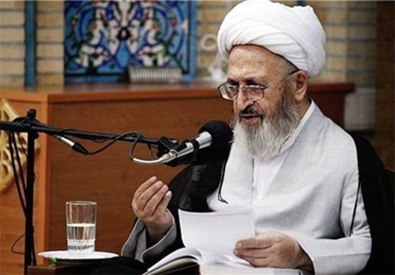 المرجع الدینی سبحانی یدعو الرئیس الاذربیجانی لمعاقبة مرتکبی جریمة نارداران