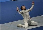 صعود عابدینی به رده چهارم رنکینگ جهانی برای نخستین بار در تاریخ شمشیربازی