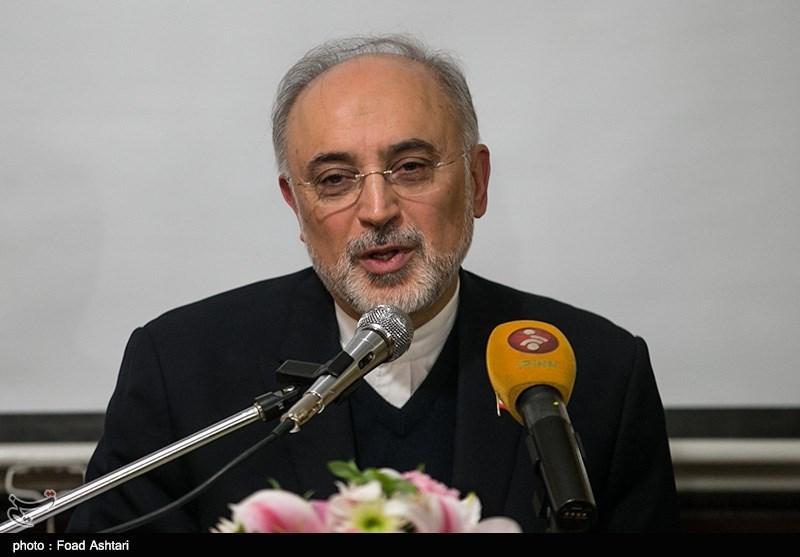 صالحی: سالن پیشرفته سانتریفیوژهای مدرن به دستور رهبر انقلاب راهاندازی شد