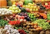 برخورد با متخلفان بازار میوه شب یلدا در همدان