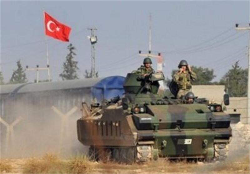 نیروهای نظامی ترکیه در اطراف منبج مستقر شدند