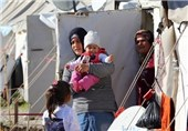 UNHCR: Number of Syrian Refugees Tops 5 Million Mark