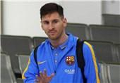 نیمار به تمرینات بارسا برگشت، مسی در هتل کاتالانها ماند