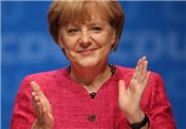 German poll: Lead for Merkel's Conservative Bloc Widens