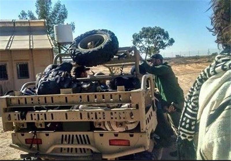 القوات الأمریکیة فی لیبیا