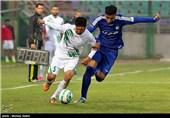 دیدار تیم های ذوب آهن و استقلال خوزستان
