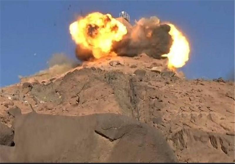 عملیات در خاک عربستان