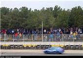 سومین دوره مسابقات سرعت اتومبیلرانی کشور