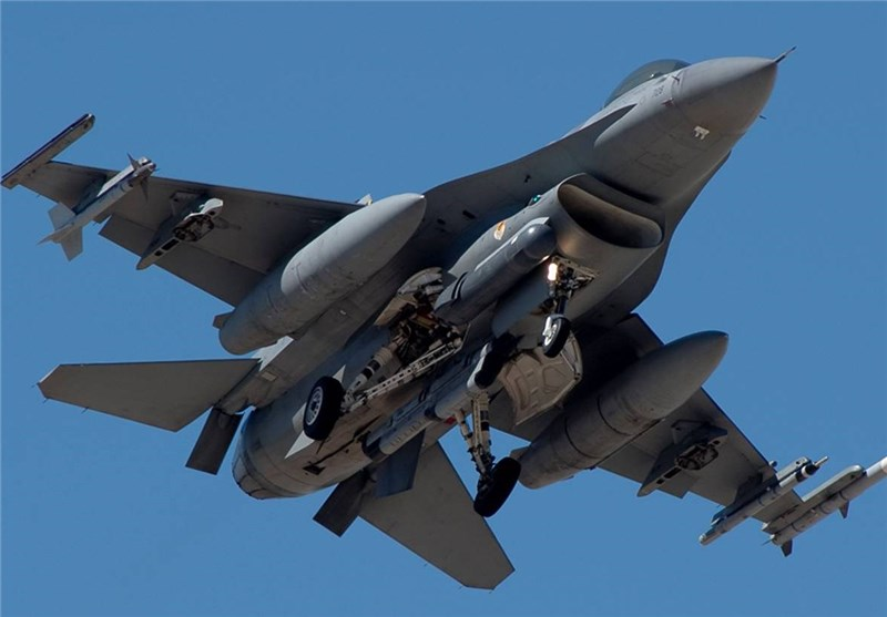 امریکا کا بھارت پر ایف-16 خریدنے کیلئے دباؤ