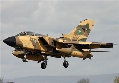یمن؛ سعودی اتحادی افواج کے لڑاکا طیاروں کی بمباری