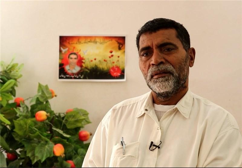 والد الشهید عمر ملازهی: أمریکا تدعم داعش، ولکن الظلم لن یدوم